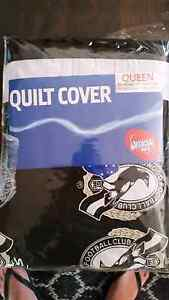 Queen size quilt cover + 2x pillow cases Mount Hawthorn Vincent Area Preview