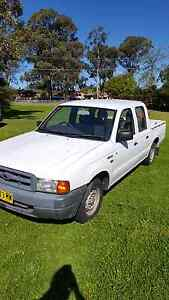 1999 Ford ute 5sp manual Cessnock Cessnock Area Preview