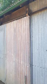 Authentic Vintage Barn Doors