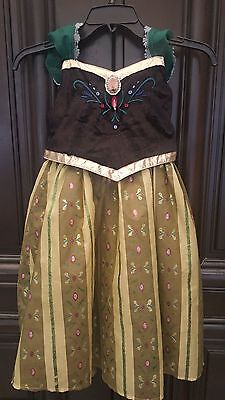 Disney Parks Authentic Ana Coronation Dress Costume Frozen Halloween](Ana Costumes)