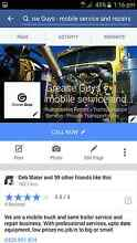 Mobile diesel mechanic and general welding Salisbury North Salisbury Area Preview