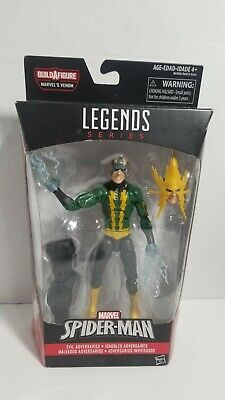 Marvel Legends Space Venom BAF SERIES Electro HASBRO NEW RARE