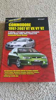 Car repair book