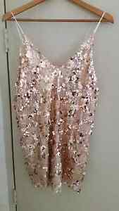 Sequinned party dress Arncliffe Rockdale Area Preview