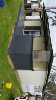 Onsite Caravan & Annexe to be REMOVED from site at Hazelwood, Vic Yinnar Latrobe Valley Preview
