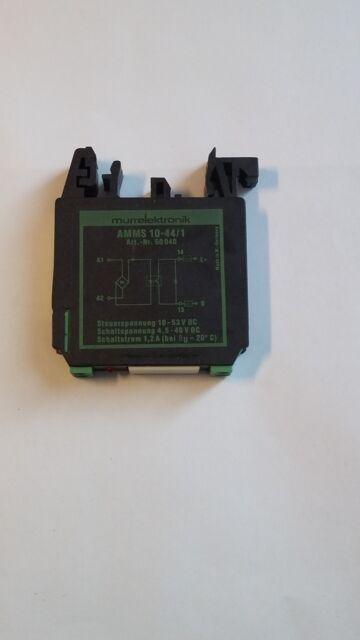 Murrelektronik Optokopplermodul, Artikelnr. 50040, AMMS 10-44/1