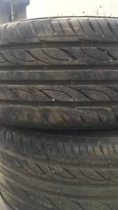 235/45/17 Holden Rims and Tyres set of 4 Laverton North Wyndham Area Preview