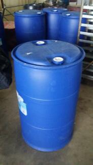 plastic drums 200ltrs Lake Clarendon Lockyer Valley Preview