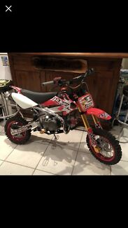 Thumpstar genuine 125cc pitbike Burpengary Caboolture Area Preview
