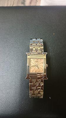 Hermes HH1.210 Quartz Stainless Steel Ladies Watch