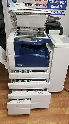 Xerox Workcentre 5955i Tabloid Monochrome Printer Copier Scanner Duplex 55ppm