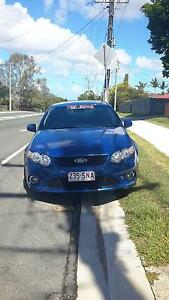 2008 Ford Falcon XR6 auto excellent condition Eagleby Logan Area Preview