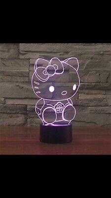 Hello Kitty nightlight