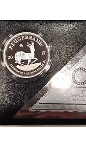 Silver proof krugerrand 15 000 minted Sold out at mint