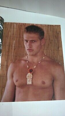 ABERCROMBIE & FITCH QUARTERLY Paradise Found Summer 2002 BRUCE WEBER