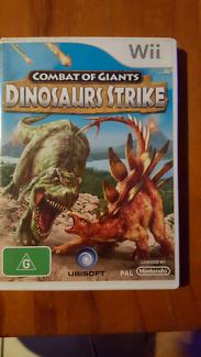 Combat Of Giants - Dinosaur Strike