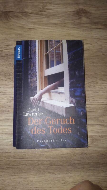 David Lawrence - Der Geruch des Todes, Taschenbuch