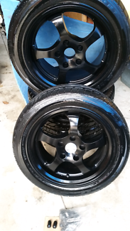 Commodore Speedy Rims/Tyres