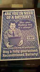 Battery bussines for sale Dandenong North Greater Dandenong Preview