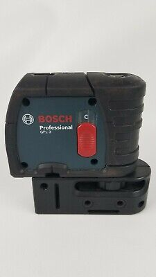 Bosch Professional GPL 3 3-Point Self-Leveling Alignment Laser