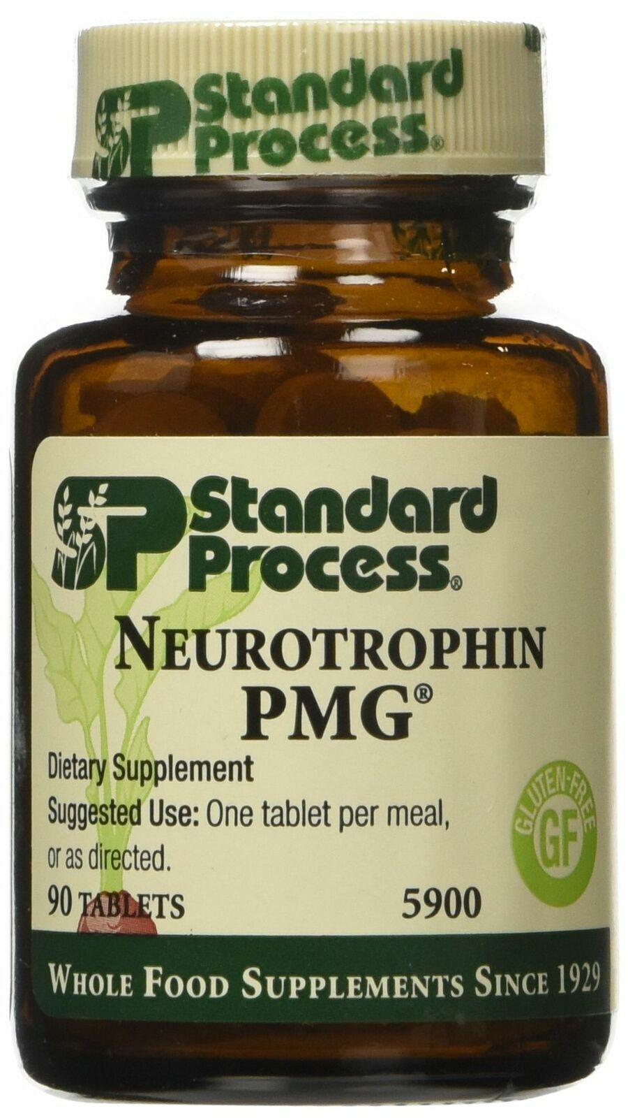 Standard Process | Neurotrophin PMG | 90 Tablets