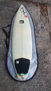 Quicksliver Surfboard DHD Leichhardt Leichhardt Area Preview
