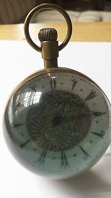 ANTIQUE POCKET WATCH PERSIAN STYLE