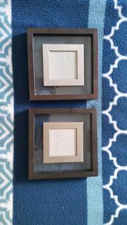 Matching frames for polaroids