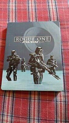 Rogue One - A Star Wars Story Blu-Ray Steelbook
