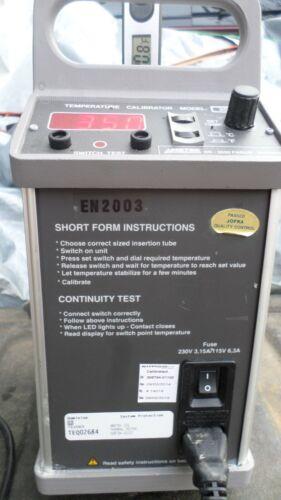 Ametek Jofra Temperature Calibrator Model 201 50-279C 122-535