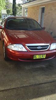 1999 Ford Fairmont au ghia Tanilba Bay Port Stephens Area Preview