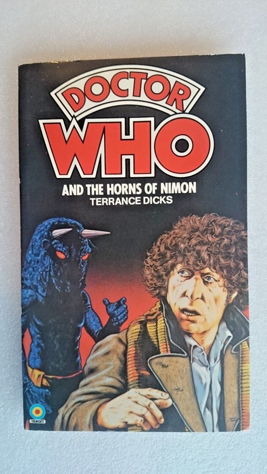 Doctor Who and the Horns of Nimon by Terrance Dicks (Paperback, 1980)