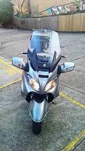 Suzuki Burgman 650 AN650A  executive in immaculate condition West Ryde Ryde Area Preview