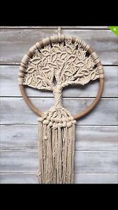 Macrame tree of life Bonogin Gold Coast South Preview