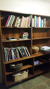 Large Bookshelves Stoneville Mundaring Area Preview
