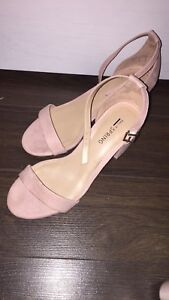 soft pink heels from call it spring