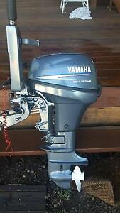 New 9.9 YAMAHA FOUR STROKE & 5 HP Nashua Byron Area Preview