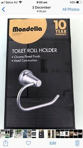 Mandela toilet roll holder