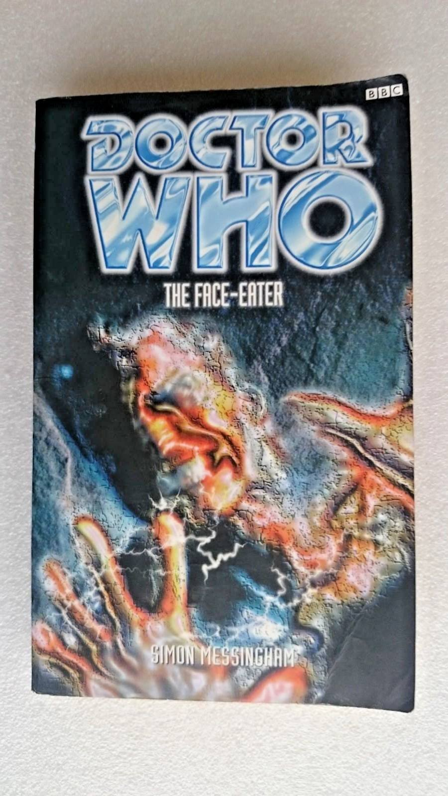 Doctor Who: The Face Eater by Simon Messingham (Paperback, 1999)
