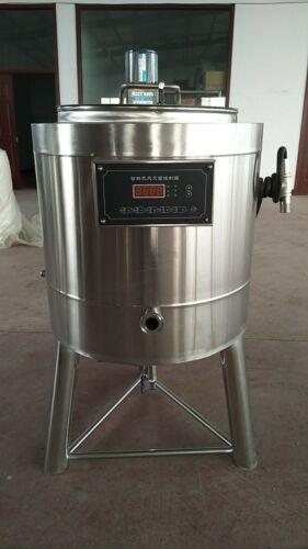 50L Commercial Pasteurization Machine Pasteurizer for Milk Sterilization
