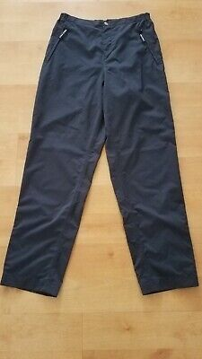 Polo Golf Ralph Lauren Waterproof Pants Men's Size Small Navy Blue