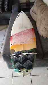 Surfboard 5'11 wetworks RM JADSON ANDRE PRO MODEL Miami Gold Coast South Preview