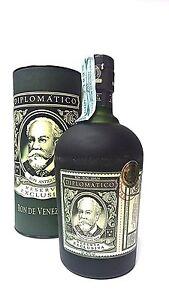 Rum Diplomatico reserva exclusiva 70cl 40% vol con Box - Italia - Rum Diplomatico reserva exclusiva 70cl 40% vol con Box - Italia