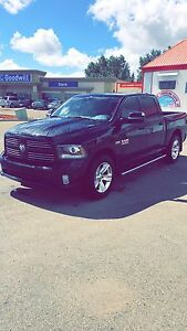 2014 Ram 1500 Sport Crew/ Air Suspension** Mint