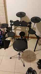 Electric drum kit +extra roland TD 6 module Canley Heights Fairfield Area Preview