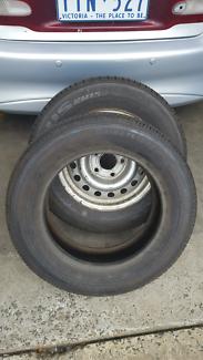 "Bridgestone 16"" Turanza tyre"