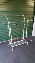 Clothes and shoes rack - 2 adjustable racks, great condition. Maryland 2287 Newcastle Area Preview