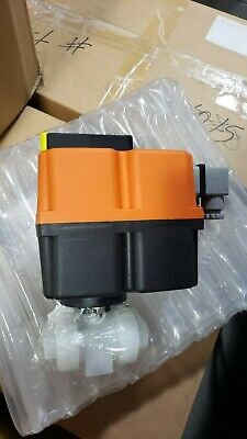 Georg Fischer Gf Electric Actuator Ea04 Mod 20 Type R 150.546.412 24vdc