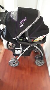 Stroller/Infant car seat with base
