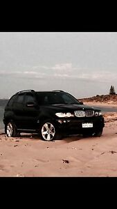 BMW X5 4.4L V8 black on black South Lake Cockburn Area Preview
